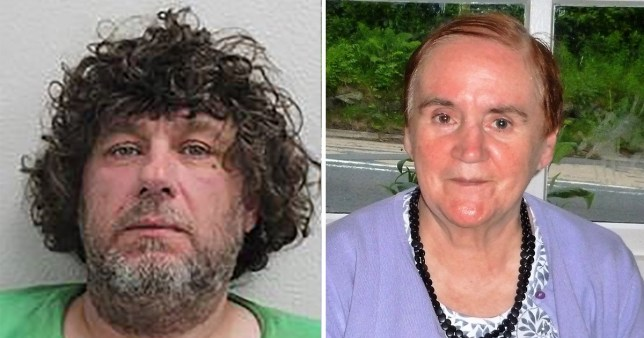 William Kydd, 54, has been jailed for life for the murder of Carole Harrison, 74