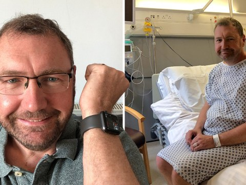Dad claims Apple watch 'saved his life' after it detected heart condition