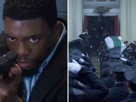 21 Bridges: Chadwick Boseman hunts down police killers in new trailer and it's unbelievably tense