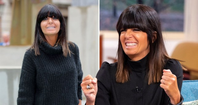 Claudia Winkleman is so dedicated to eyeliner she finds make-up stained sheets 'erotic'