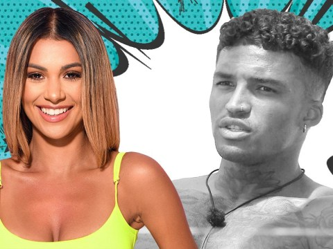 Love Island's Michael Griffiths wants to get back with Joanna Chimonides now he's been dumped