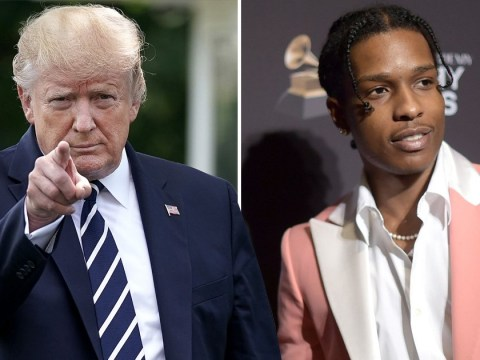 Donald Trump offers to guarantee A$AP Rocky's bail money as rapper remains in custody