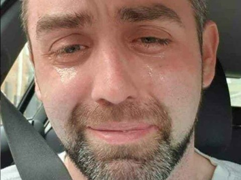 Dad cries moment before suicide after Universal Credit wait left him with £4.61