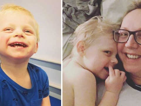 Baby's excessive laughter was actually a sign he had a rare condition