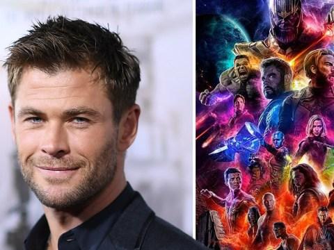 Chris Hemsworth celebrates as Avengers: Endgame 'becomes highest-grossing film of all time'