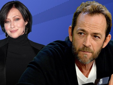 Riverdale's Luke Perry tribute episode will feature his Beverly Hills 90210 co-star Shannen Doherty