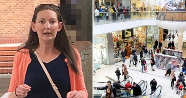 Kelly Shepherd was given a community order for attempting to kidnap the children at Intu Derby