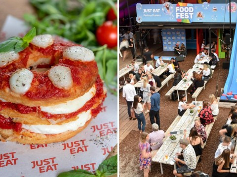 Just Eat's food festival returns to London this weekend