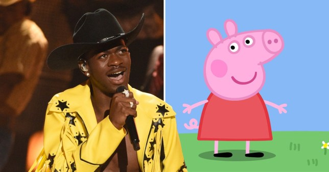 Lil Nas X wants to make Old Town Road remix with Peppa Pig