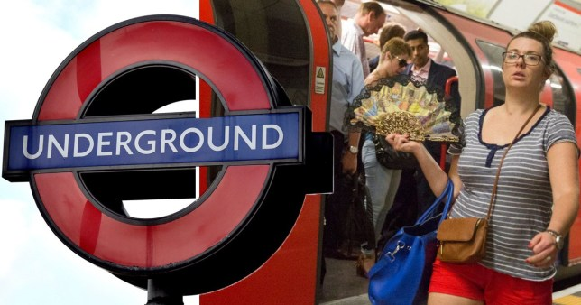 UK heatwave hell: What are the hottest London Underground Tube lines?
