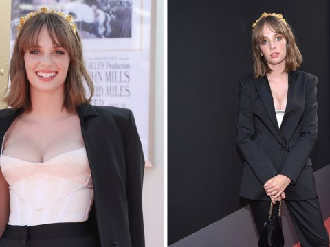 Stranger Things breakout star Maya Hawke serves glam at Once Upon A Time In Hollywood premiere