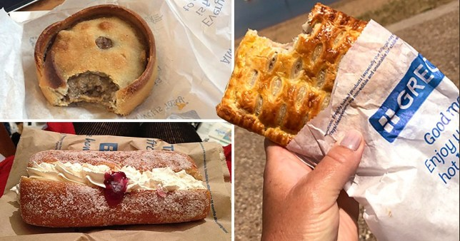 Greggs has a secret regional menu with 25 items you can only get in certain places
