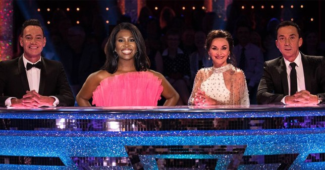 Strictly Come Dancing judging panel 2019