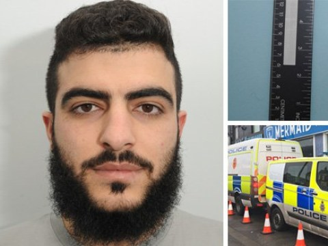 Terrorist who planned to put bomb inside remote-controlled car jailed