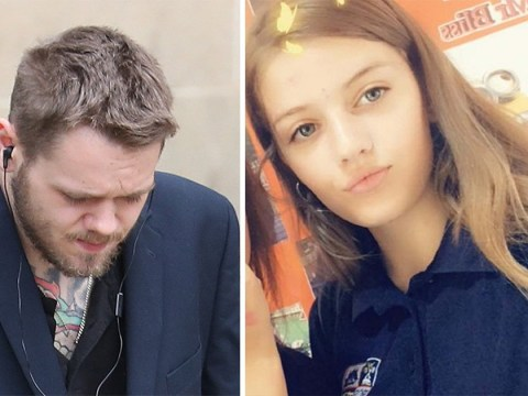 Two men charged over attack on murdered schoolgirl Lucy McHugh's stepdad