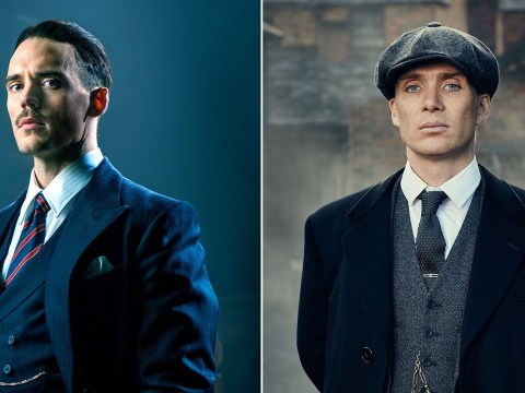 Peaky Blinders' newbie Sam Claflin teases fascist leader Oswald Mosley could be Tommy Shelby's match