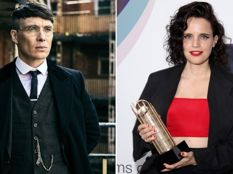 Anna Calvi teases Peaky Blinders' Thomas Shelby's mental state as she scores 'wild' season 5 music