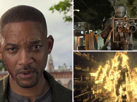 Will Smith's new movie Gemini Man 'facing huge losses of up to £58 million'