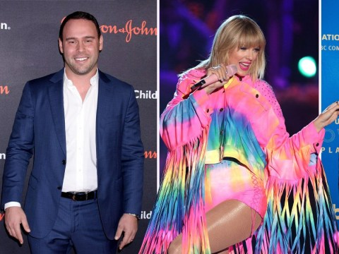 Scooter Braun and Scott Borchetta break silence on deal which sparked Taylor Swift feud