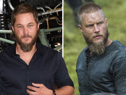 Vikings star Travis Fimmel reveals mullet is for new Ridley Scott film and it even has a nickname