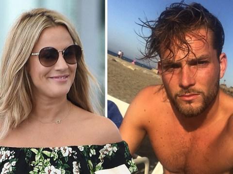 Love Island's Caroline Flack 'dating ex tennis player Lewis Burton' following Danny Cipriani 'split'