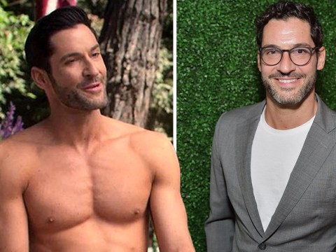 Lucifer's Tom Ellis gruelling workout revealed and honestly, we're glad it's not us