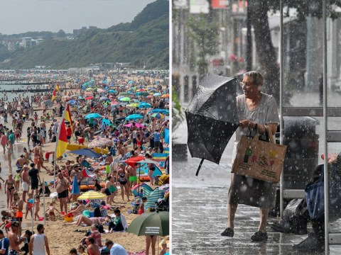 Weekend weather forecast as record-breaking heatwave comes to thunderous end