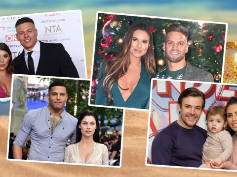 What Love Island couples are married or have children together?