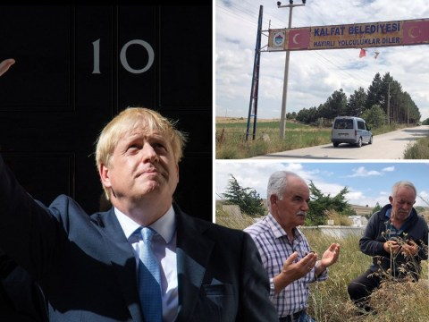 Turkish town where Boris traces his ancestry celebrates him becoming PM