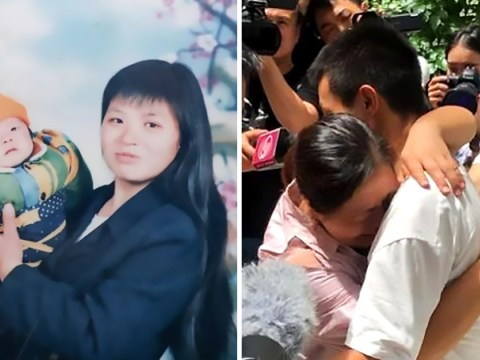 Child kidnapped 20 years ago is found and re-united with parents