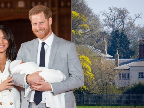 Meghan and Harry's neighbours told not to ask after Archie or stroke couple's dogs