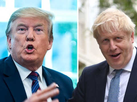 Donald Trump is already working on post-Brexit trade deal with Boris Johnson