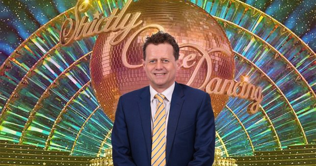Strictly Come Dancing bosses sign up accident prone Sports presenter Mike Bushell for 2019 competition