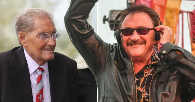 Paul Chuckle performed a DJ set at Camp Bestival following his brother's death