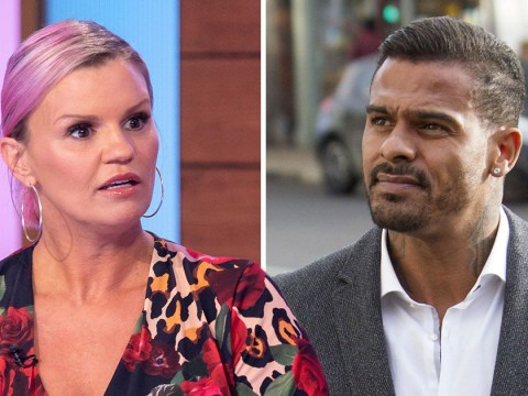 Kerry Katona hints she's 'picked herself back up' after George Kay death
