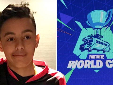 Boy, 15, wins £1,800,000 playing Fortnite and tells mum 'games aren't a waste of time'