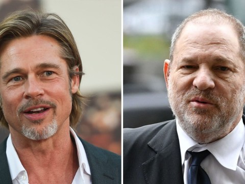 Brad Pitt compares Harvey Weinstein scandal and #MeToo movement to Manson murders