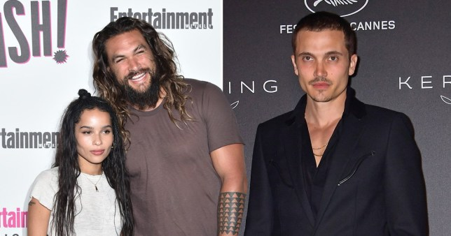 Jason Momoa Says Zoe Kravitz S Husband Karl Glusman Is A