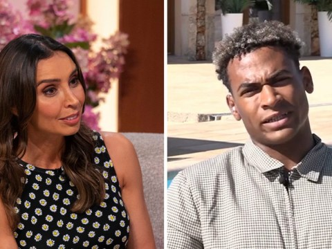 Love Island's Jordan Hames grilled by Christine Lampard in savage interview: 'What were you thinking?'