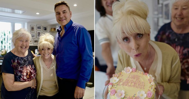 Dame Barbara Windsor celebrates 82nd birthday