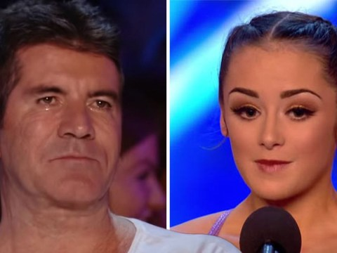 Simon Cowell in tears during emotional reunion with Britain's Got Talent star after paying for life-changing £175,000 surgery