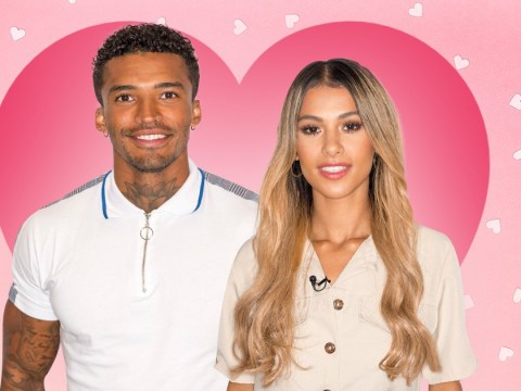 Love Island's Joanna Chimonides clears up the confusion over Michael Griffiths kissing photos