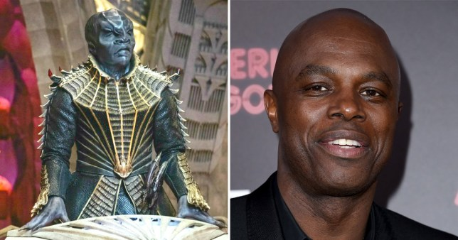 Star Trek Discovery actor Chris Obi 'accused of raping students as they acted love scenes'