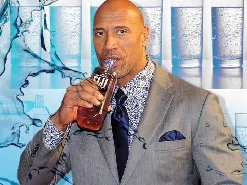 Dwayne 'The Rock' Johnson drinks four gallons of water per day and we're a bit concerned for his wellbeing