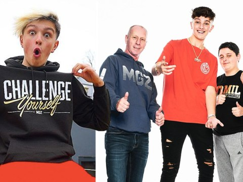 YouTube prankster Morgz opens up on 'huge sense of pressure' and growing up online