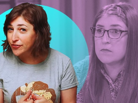 The Big Bang Theory's Mayim Bialik insists she's not unemployed after hit TV show