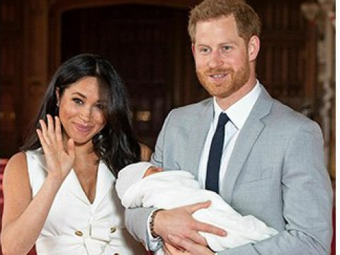 Meghan and Harry only want two kids to 'help save planet'