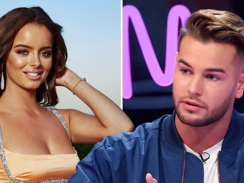 Chris Hughes admits he was rooting for Maura Higgins ahead of Love Island finale: 'She deserved to win'
