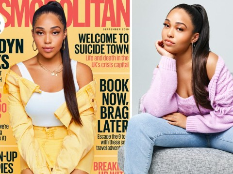 Jordyn Woods reveals her hopes to mend friendship with Kylie Jenner as she says internet trolls have been like a 'cancer'