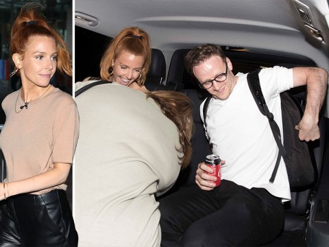 Stacey Dooley and Kevin Clifton look seriously loved-up ahead of Strictly Come Dancing announcement